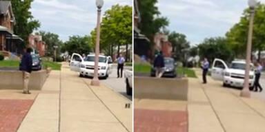 St. Louis Polizei Schüsse