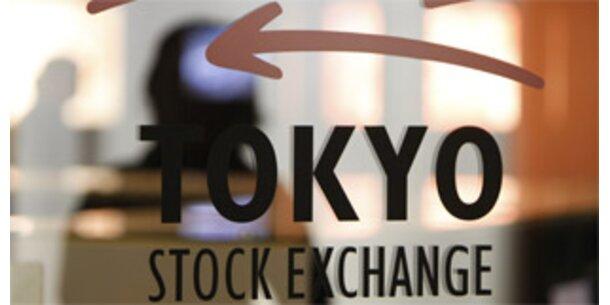 Nikkei-Index fällt auf 26-Jahres-Tief