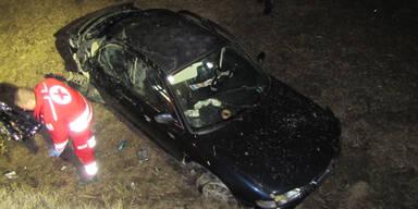 Toter bei Unfall bei Stockerau