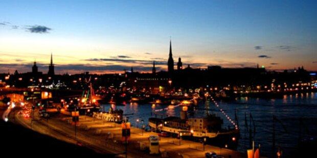 Stockholm: Eine Stadt im Liebestaumel