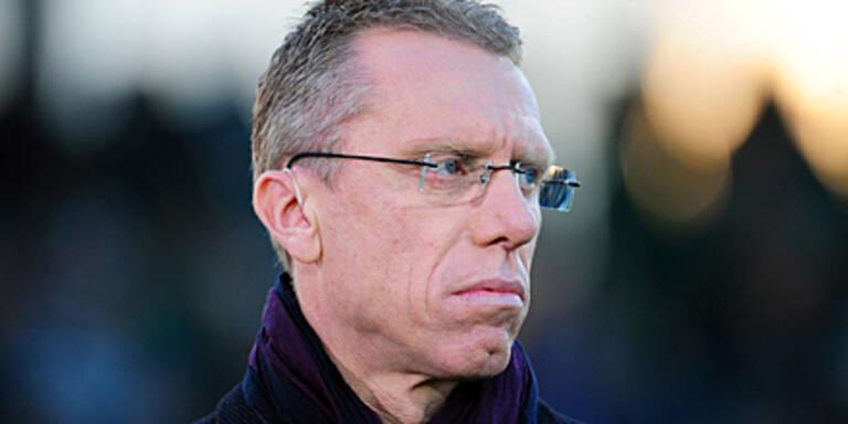 Stöger neuer Neustadt-Coach