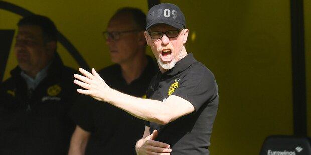 Causa Stöger: BVB-Boss lässt aufhorchen