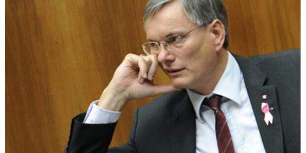 ÖSTERREICH-Interview mit Minister Stöger