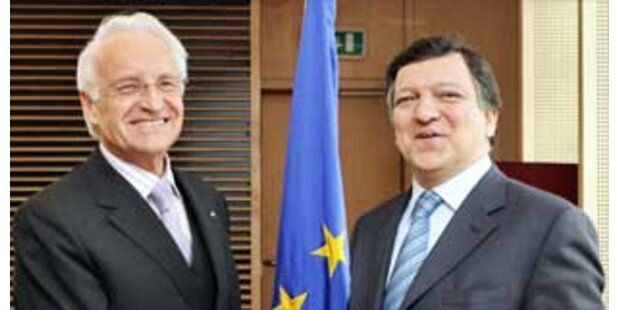 Stoiber erhält EU-Amt