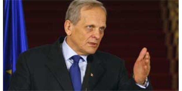 Designierter rumänischer Premier legt Amt nieder