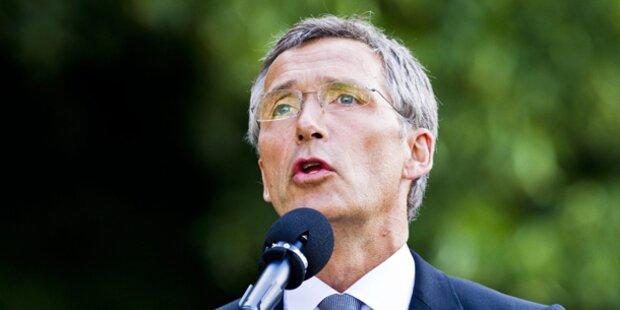 Stoltenberg neuer NATO-Generalsekretär