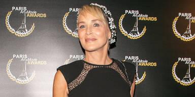 Sharon Stone Paris