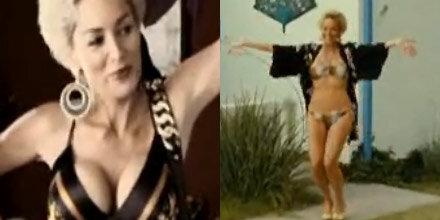 Sharon Stone: Sexy-Hexy in Billigfilm