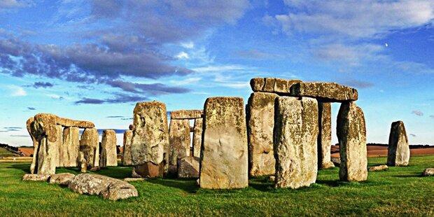 Forscher lüften Stonehenge-Rätsel