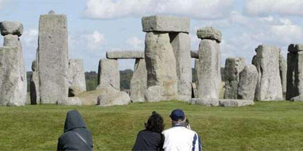 Monument nahe Stonehenge entdeckt