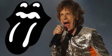 Stones touren mit Trauer-Logo für Watts