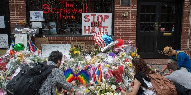 Obama erklärt Schwulen-Bar zu Nationaldenkmal