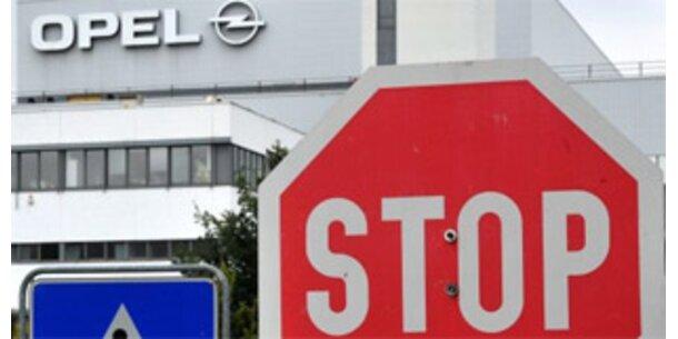 Opel-Werke und Beschäftigte in Deutschland