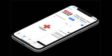 "Rotes Kreuz startet ""Stopp Corona""-App"