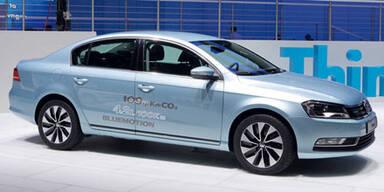 Jetzt startet der VW Passat Bluemotion