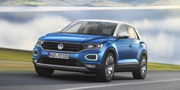 VW T-Roc: