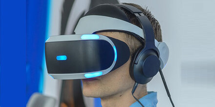 PlayStation VR im großen games24.at-Test