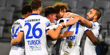 St. Pölten nimmt drei Punkte in Tirol mit