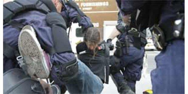 100 Festnahmen beim Parteitag der Republikaner