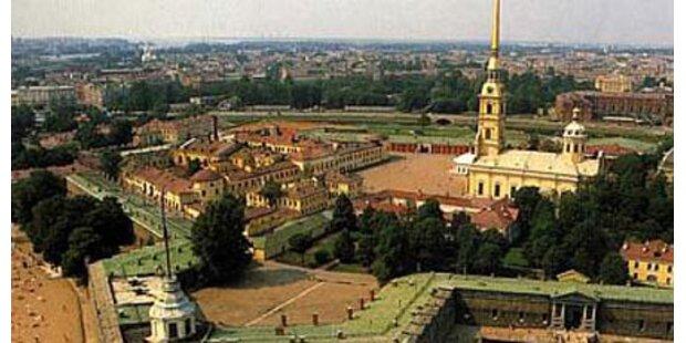 Lernen Sie St. Petersburg kennen