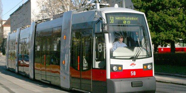 80-Jährige von Straßenbahn erfasst - tot