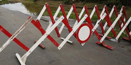 Brennerstraße nach Felssturz gesperrt