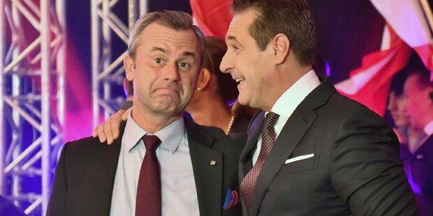 Strache-Skandal: FPÖ zittert vor neuen Enthüllungen