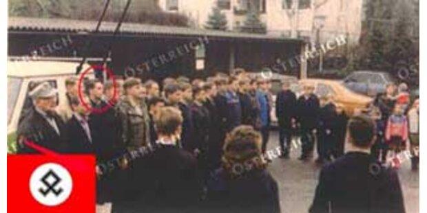 Neues Foto zeigt Strache mit Nazis