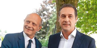 Bundes-FPÖ will ALLE Salzburger Blauen ausschließen