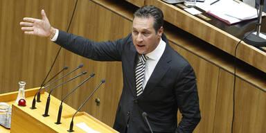 Spritpreis: Strache fordert Staatskontrolle