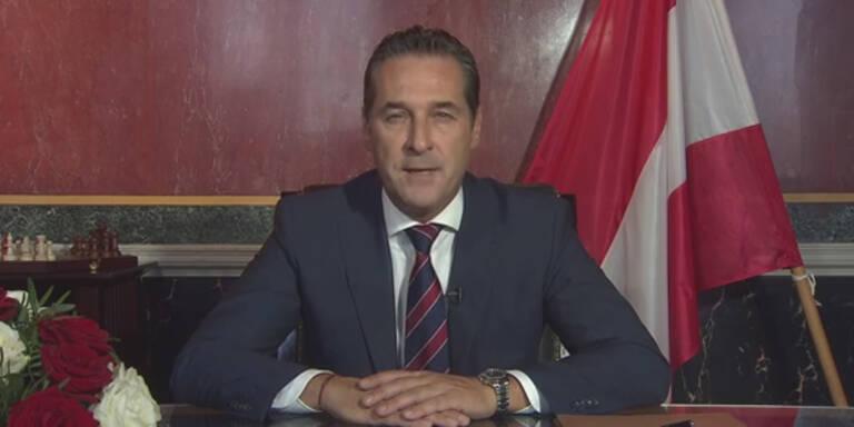 Strache: Videobotschaft zur Flüchtlingskrise