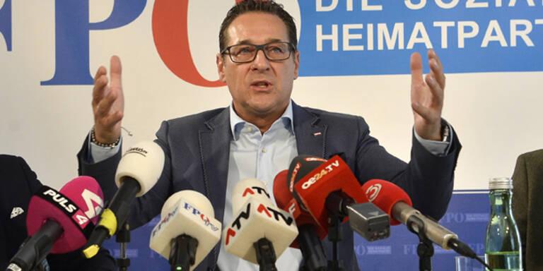 """Wie Strache jetzt Kurz kontern will und seine """"Grundsatz-Positionen"""""""