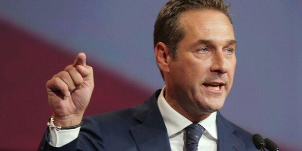 Strache attackiert Ausländer und EU