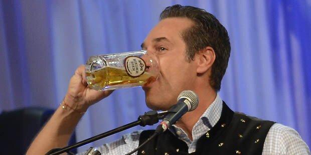 LIVE TICKER: FPÖ-Aschermittwoch - Strache poltert