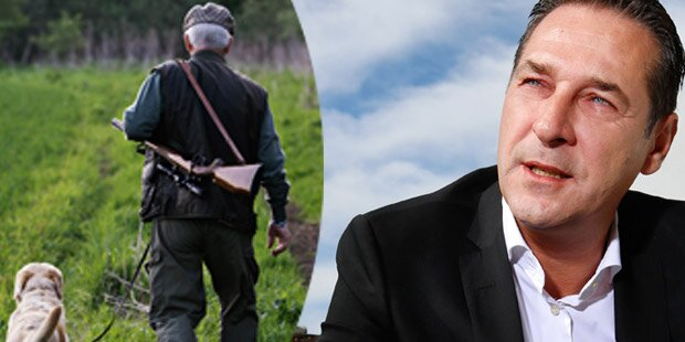 FPÖ will Waffenpässeerleichterung