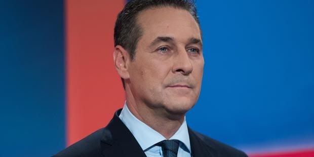 Strache: Ich will Neuwahl