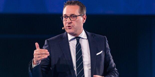 SP-Attacke: Jetzt schlägt Strache zurück