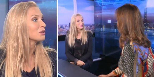 Philippa Strache: 'Habe kleine Terroristin zu Hause'