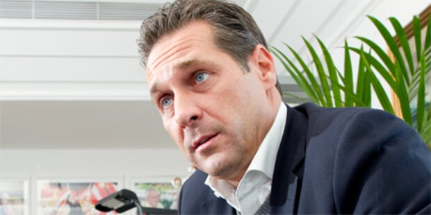 Strache: Meine Kanzler-Pläne