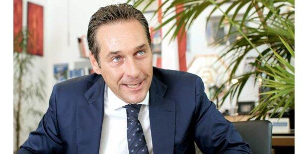 Strache: Keine Dreier-Koalition