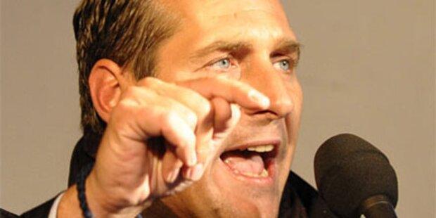 Strache schimpft weiter gegen SPÖ