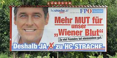 """Wirbel um """"Mehr Mut für Wiener Blut"""""""