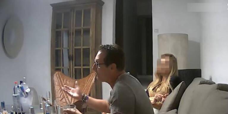 Strache Erstattet Anzeige Gegen Drei Personen