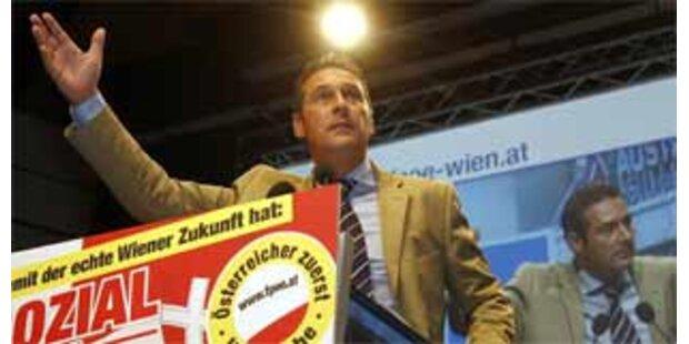 Strache will Wiener Bürgermeister werden