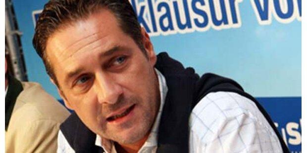 Strache klagt ÖVP-General Kaltenegger