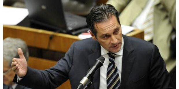 Strache will Bundespräsident abschaffen