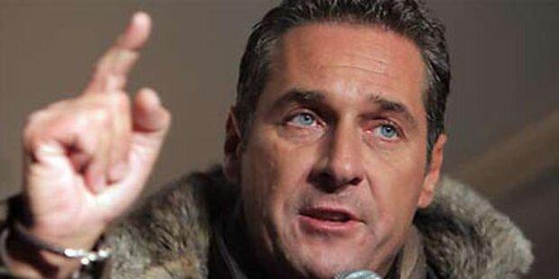Laut Strache kommt Asylzentrum in Wien