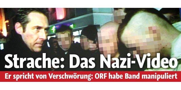 Das ist HC Straches Nazi-Video