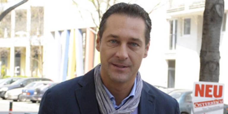 Botox-Alarm um FPÖ-Chef H.C. Strache