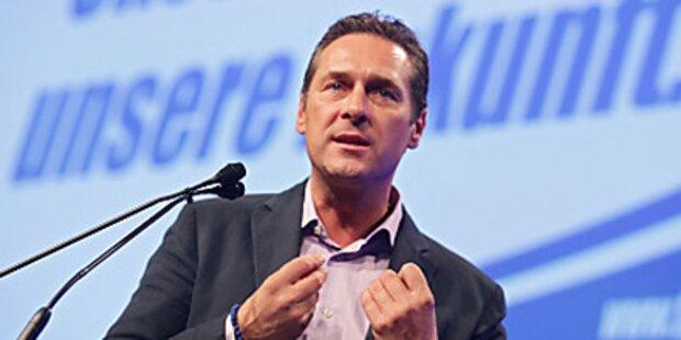 Strache will Griechen Euro wegnehmen